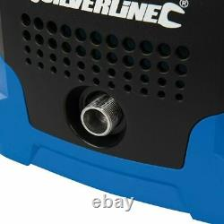 Electric High Pressure Washer Power Jet 105 Bar Water Patio Home Car Cleaner Nouveau