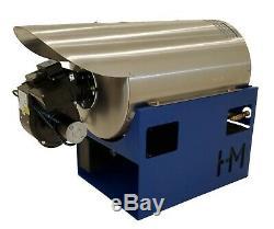 Hotbox- Nettoyeur À Haute Pression D'eau Chaude Chauffe-6-8gpm