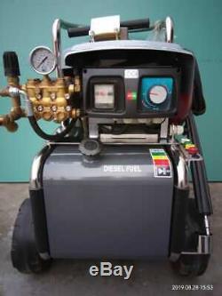 Idrobase Stella Proffesional Eau Chaude Puissance Électrique Laveuse Diesel Pression Bur