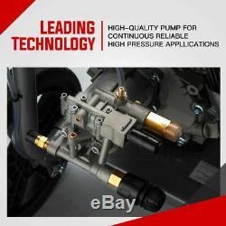 Jet-usa 4800psi Essence-powered Nettoyeur Haute Pression Laveuse Puissance Eau. Jet Tuyau