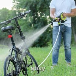 Jimmy Haute Pression Portable Voiture Sans Fil Laveuse D'eau Sans Fil Nettoyeur U
