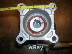 John Deere Ac2700gh 3000 Psi Nettoyeur Haute Pression Pompe 3/4 Arbre Nouveau De Key