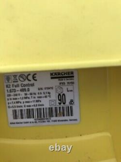 Karcher 16731220 K2 Compact Pressure Laveuse Jaune