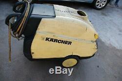 Karcher 551 C Hds Pression À Eau Chaude Laveuse 240volt, Entièrement Équipés