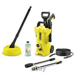 Karcher Haute Pression 1400w Lave-linge Jet Cleaner Home Floor Patio Car Wash