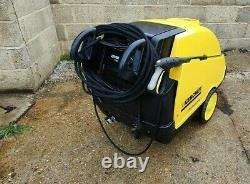 Karcher Hds 645-4 M Eco Machine À Laver La Pression D'eau Chaude Professionnel Jet Wash 230v