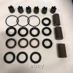 Karcher Hds 745 Laveuse De Pression Full Rebuild Kit Oil Water Seals Pistons Valves