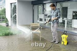 Karcher K2 Full Control Home Pressure Washer High Power Water Cleaner Spray Gun
