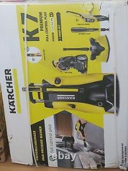 Kärcher K7 Premium Full Control Home Cold Water Pressure Laveuse