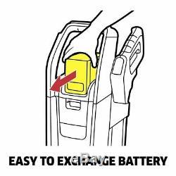 Karcher K 2 Machine De Filtre À Eau À Haute Pression De La Batterie Complète 2020
