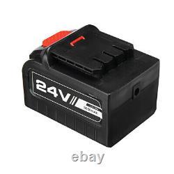 Lave-linge De Voiture Portable À Eau Haute Pression Laver De Voiture Rechargeable Noir 200w