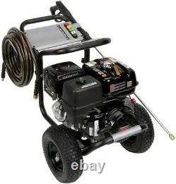 Laveur À Pression De Gaz Eau Froide 4200 Psi 4 Gpm Honda Moteur Aaa Pompe