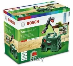 Laveuse À Haute Pression Compact Portable Electric Bosch Power Water Jet Wash 110