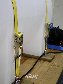 Laveuse À Pression D'eau Froide Chaude Montée Sur Remorque, Équipement De Nettoyage Portatif
