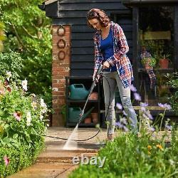 Laveuse De Jardin De Canon À Eau À Haute Pression 5m Tuyau 130 Pression 1700 W / Bosch