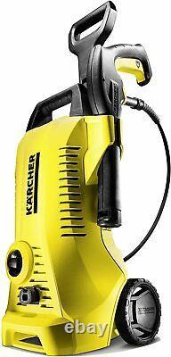 Laveuse De Pression À La Maison Nettoyeur D'eau À Commande Complète Spray Élevé Pour Le Lavage