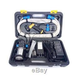 Le Système À Haute Pression De Laveuse De Voiture Électrique 100w Nettoyant La Pompe À Eau D'outils