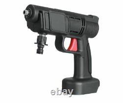 Machine De Nettoyage De Machine À Laver De Voiture Haute Pression Sans Fil Spray D'eau 10000mah 18v