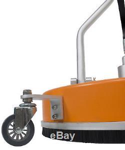 Nettoyeur De Surfaces En Polypropylène Erie Tools 20 Avec Nettoyeur Haute Pression À Récupération D'eau