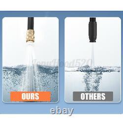 Nettoyeur De Voiture À Haute Pression Vaporisateur À Eau Sans Fil Spray Machine De Nettoyage
