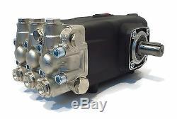 Nettoyeur Haute Pression Pompe Rg1528hn Annovi Reverberi Ar 4000 Psi, 3,96 Gpm Plein Arbre