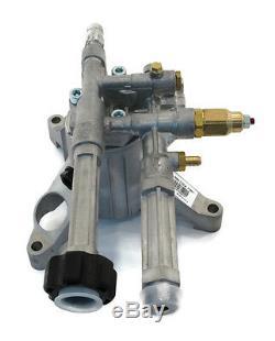 Nouveau 2400 Psi Pression Ar Alimentation Lave Pompe A Eau Troy-bilt 020337-1 020337-2