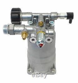 Nouveau 2600 Psi Pression De Puissance Lave Pompe A Eau Pour Diamond 020307-0 020307-1