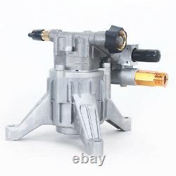 Nouveau 2700 Psi Pression Washer Water Pump Pour Sears Craftsman Honda Briggs Unités