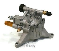 Nouveau 2800 Psi Power Pression Washer Eau Pump Troy-bilt 020293-1 020293-2