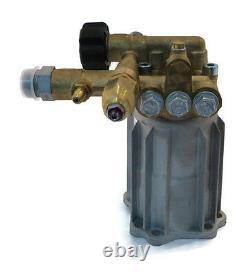 Nouveau 3000 Psi Ar Power Pressure Washer Water Pump Fits Pour Manier Des Modèles À Inscrire