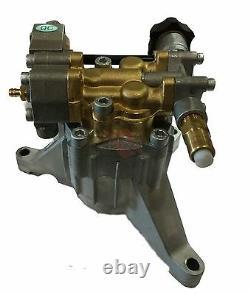 Nouveau 3100 Psi Power Pressure Washer Water Pump Upgraded Workforce Wf80710 Wf80911