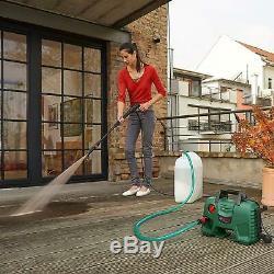 Nouveau Bosch Électrique Nettoyeur Haute Pression Nettoyeur Eau / Patio Voiture 1300w Puissance