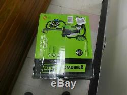Nouveau Greenworks Pro 2700-psi 1.2 Gpm D'eau Froide Nettoyeur Haute Pression Électrique Gpw2700