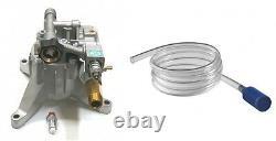 Nouveau Kit De Pompe À Eau À Lave-eau 2800 Psi Power Pressure Pour Simpson Msv3024