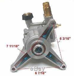 Nouvelle Pompe A Eau Lave Pression 2800 Psi Pour Troy Bilt Husky Briggs & Stratton