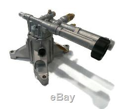 Oem Ar 2600 Psi Pression D'alimentation Lave Pompe A Eau Brute 020385-0 020386-0 Moteur