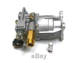 Pompe A Eau Laveuse Pression D'alimentation 3000 Psi Mi-t-m Wp-2700-4mhb Wp-2703-3mhb