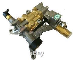 Pompe A Eau Laveuse Sous Pression Electrique 3100 Psi Remplace Ar Rmw2.2g24-ez-sx