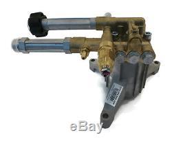 Pompe À Eau Pour Laveuse À Pression Électrique De 2800 Psi Sears Craftsman 580.752570 580.752870