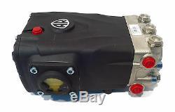 Pompe Laveuse Pression Remplace Interpump Ws202, Arbre Plein De 5,5 Gpm