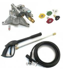 Power Pression Washer Water Pump & Spray Kit Pour Excell Devilbiss Vr2522 Vr2320