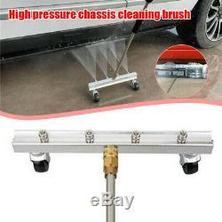 Pression Nettoyage Châssis Laveur De Voiture Balai D'eau Suceurs Automobile