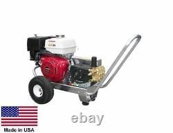Pression Washer Portable Eau Froide 4 Gpm 4000 Psi 13 HP Honda Ar