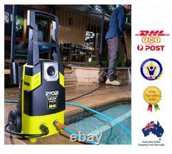 Ryobi 1800w 2000psi High Pressure Washer Water Blaster Cleaner & Kit Accessoire