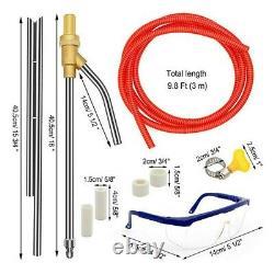 Sable Blaster Wister Kit De Lavage À Chaud Haute Pression Sablage De L'eau-gun Pièces
