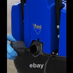 Sealey Pw2000hw Machine À Pression D'eau Chaude 135bar 230v Sws21