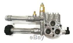Sears Craftsman Tête Complète Pompe W Dechargeur Ar42940 Srmw2.2g24 Nettoyeur Haute Pression