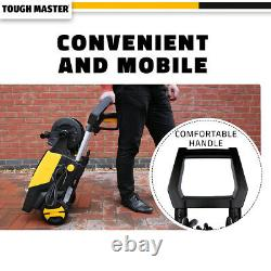 Tough Master Electric High Pressure Pressure Washer 160 Bar Water Wash Patio Car