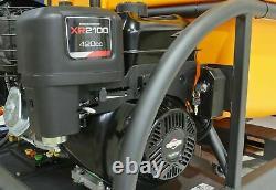 Waspper 4000psi Skid Sprayer Electric Start 260 Gal Réservoir D'eau 420 CC