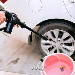 Wireless Electric Car Washer Tools High Pressure Foam Gun Water Gun Auto Cleaner
